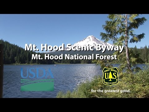Mt Hood Scenic Byway
