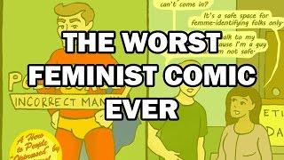 The Worst Feminist Comic Ever