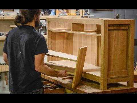 Oak Furniture Project - Part 2
