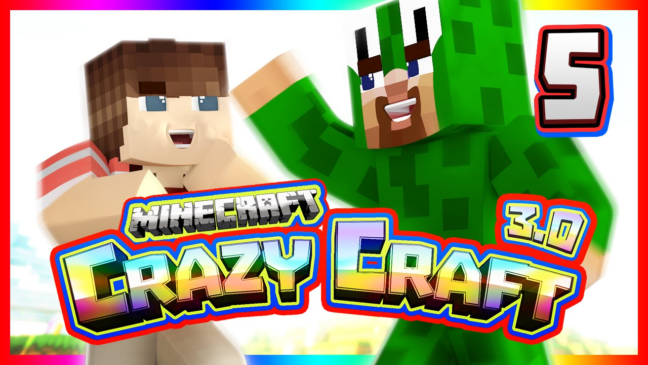 little lizard gaming crazy craft minecraft craft 3 0 ep 5 quot lizard gaming 6893