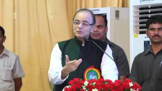 KLE New Campus Inaugurated by Sri Arun Jaitley