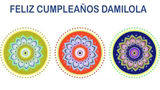 Damilola   Indian Designs - Happy Birthday