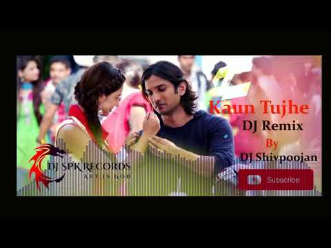 Kaun Tujhe (M.S. Dhoni) Remix DJ Shivpoojan Amaal,Palak Sushant Singh Disha Patani Fl Studio flp,zip