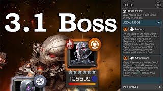 Void vs 3.1 Ultron Boss Guide - Variant Difficulty | Marvel Contest of Champions