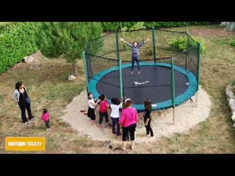 trampoline pas cher jumpstar trampoline youtube. Black Bedroom Furniture Sets. Home Design Ideas
