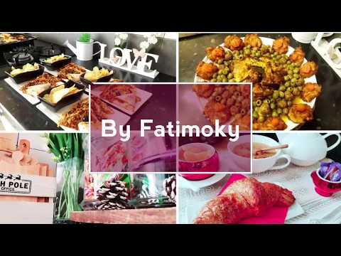 روتين-تغيير-ديكور-مطبخ-ركن-قهوة-تدابير-منزلية-وجبة-سريعة-كروك-ميسيو-محمر-دجاج-بزيتون-vlog-routine