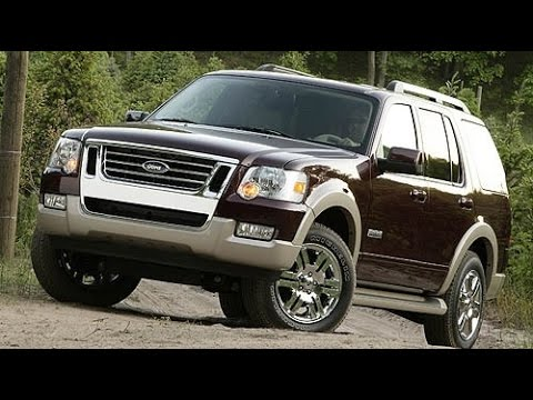 2006 Ford Explorer | Read Owner and Expert Reviews, Prices