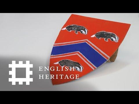How To Make a Cardboard Shield