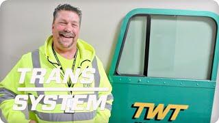 DTS grad & TWT driver describes school, orientation & training