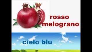 italian for children - cinque - итальянский для детей