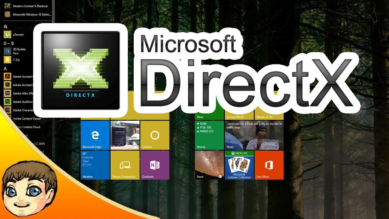 directx 9 runtime windows 7 64 bits