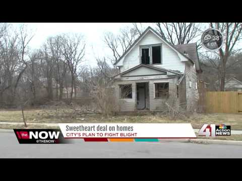 Land Bank of KCMO sells homes for $999