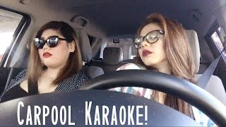 CARPOOL KARAOKE W/ Troye, Melanie, and Passion Pit!