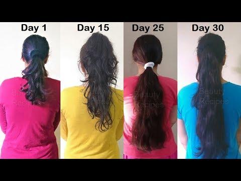 Lazy Hair Growth Hacks - Get Long Hair OVERNIGHT - Real Way!!