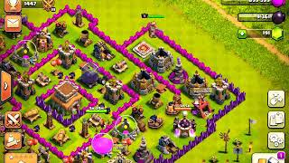 Angriff auf Rattental (in Clash of Clans)