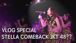 Video VLOG Special - Stella Comeback ke JKT 48? download MP3, 3GP, MP4, WEBM, AVI, FLV September 2017