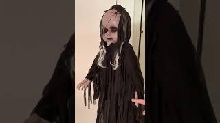 H Asılı Dev Oyuncak Bebek Korku Cadılar Bayramı Prop Dekorasyon 2 Hareketli