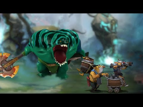 Bulldog Riki Feels Optimistic With Techies And Battlefury Tide