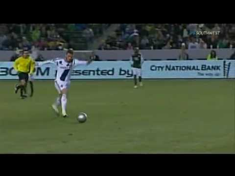 FOX Sports Southwest Plus highlights - FC Dallas at LA Galaxy - 4/28/12