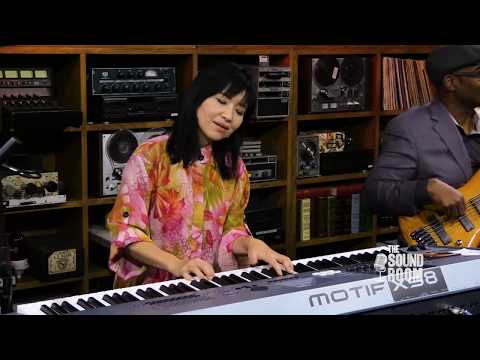 Keiko Matsui And Gerald Veasley In The Sound Room