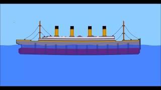 Игры про Титаник - Sinking Simulator