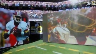 Super Bowl 50 NFL MVP Introductions
