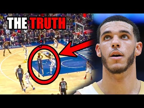 What Is HAPPENING To Lonzo Ball? (Ft. NBA Lineups, A New Shot, A Missing Zion, & Old Lakers)