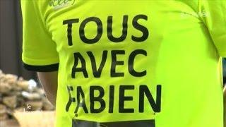 """Solidarité : Les Vendéens sont """"Tous avec Fabien"""""""