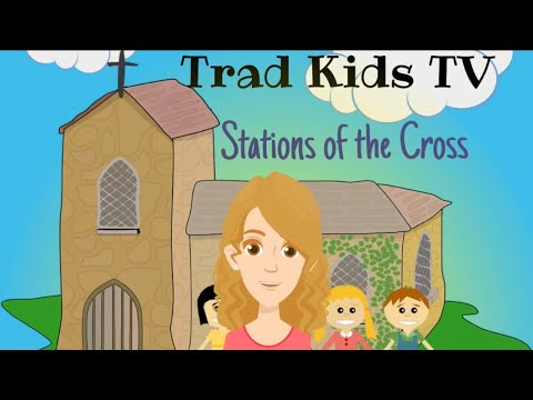 All about the Stations of the Cross for Kids - Learn more about this Catholic Lenten tradition