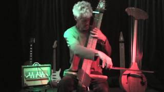 """Sailing Home"", new instruments accompany the Chapman Stick"
