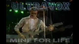 Ultravox - Mine For Life (Full Version, stereo)