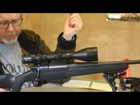 Winchester XPR bolt action rifle