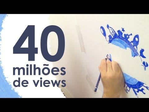 Veja o video – 40 milhões de views – O logo novo do Manual do Mundo