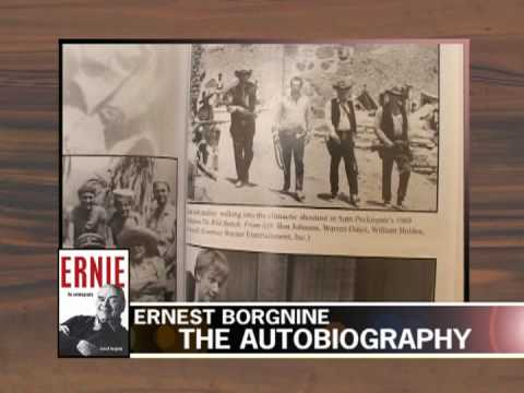 Ernest Borgnine promo book spot for KRET-TV14  Palm Springs