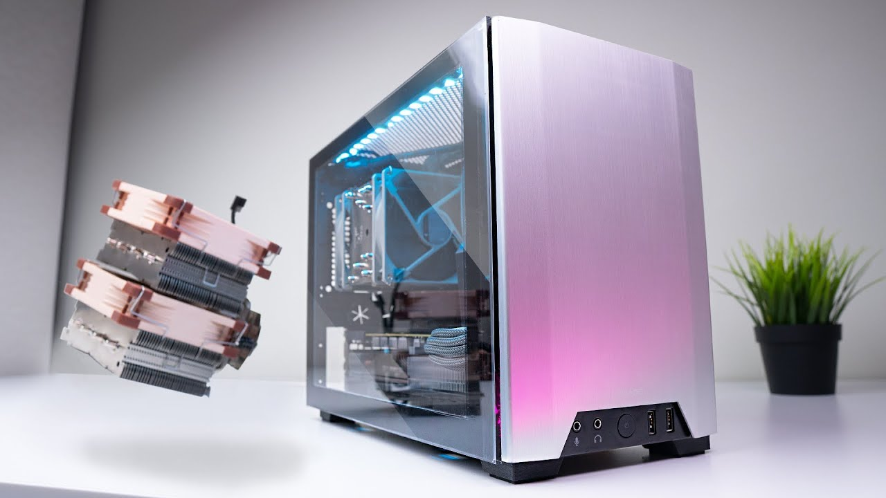 Ultimate NCASE M1 Cooling Setup?