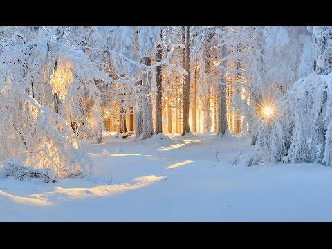 Релакс. Зимние пейзажи и красивая музыка.