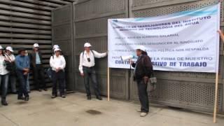 SITIMTA emplazamiento a huelga para firma de Contrato Colectivo de Trabajo
