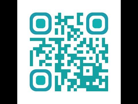 شرح كيف تسوي باركود barcode او QR خاص فيك