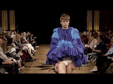 The Swedish School of Textiles | Spring Summer 2018 Full Fashion Show | Exclusive