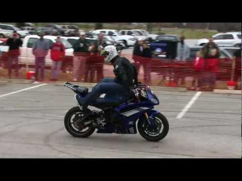 Bill Dixon Motorcycle Stunt Show
