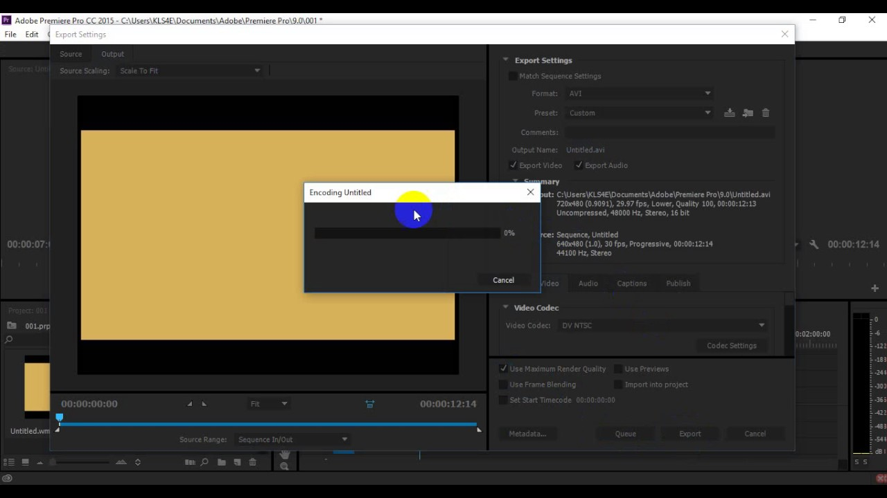 how to edit video in adobe premiere pro cc 2015