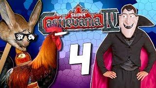 Super Castlevania IV: Jack's Lyft Driver - EP 4   The Boom-Boom Burlesque