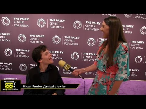 Micah Fowler at An Evening with Speechless at the Paley Center
