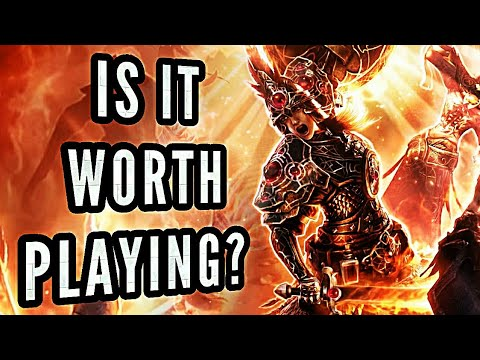 Why You Should Play Grim Dawn in 2020