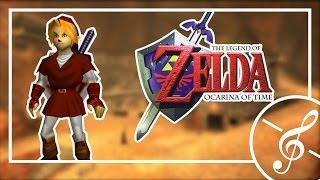 Gerudo Valley Orchestra Remix - Zelda Ocarina of Time