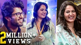 Anushka Shetty's Semma Cute Reaction on Meme! - Get Ready to Fall in Love Again!! | BGM 2018