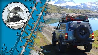 Living in a Jeep Cherokee XJ - Traveling Sweden