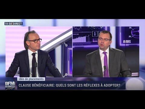16/04/2019 : Assurance-vie et clauses bénéficiaires , quels réflexes adopter ?