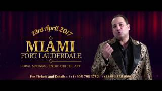 tribute tour 2017 miami fort lauderdale coral springs fl usa