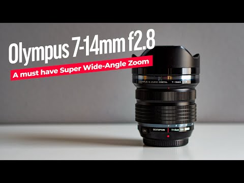 Olympus 7-14mm F2.8 Pro - [A MUST Have Super Wide-Angle Zoom!]
